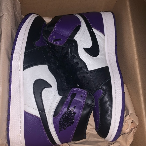 court purple 1s
